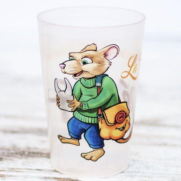 Vaso del Ratoncito Pérez